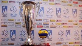 Οι 11 ομάδες της Volleyleague