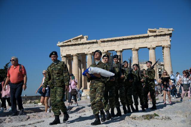Ολοκληρώθηκαν οι εργασίες για την κεραυνική προστασία της Ακρόπολης