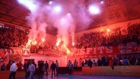 Ολυμπιακός: Ποσταρίσματα από Καραπαπά και Ανδρούτσο για το βόλεϊ (pics)