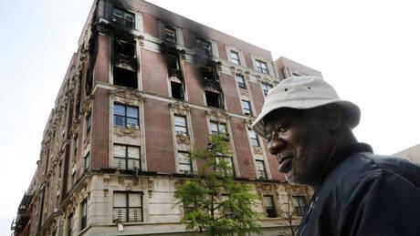 Πυρκαγιά με έξι νεκρούς σε διαμέρισμα στο Χάρλεμ – Ανάμεσά τους τέσσερα παιδιά (pics&vids)