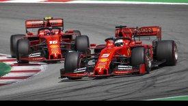 Στα… κεραμίδια ο ιταλικός Τύπος εξαιτίας της Ferrari