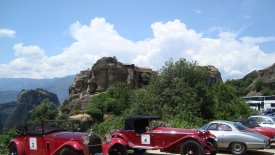 Στην Ελλάδα η ζωντανή ιστορία της Alfa Romeo! (pics)