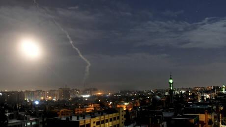 Συρία: Πύραυλοι προερχόμενοι από το Ισραήλ αναχαιτίστηκαν πάνω από τη Δαμασκό