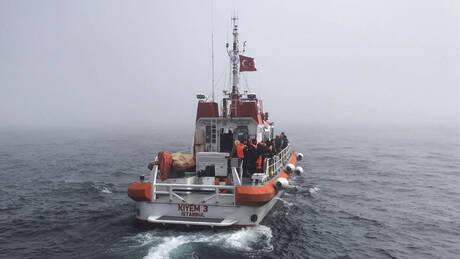 Τουρκία: Επτά μετανάστες νεκροί σε ναυάγιο – Ανάμεσά τους πέντε παιδιά