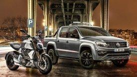 Το «αγροτικό» της Volkswagen με άρωμα Ducati
