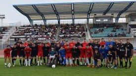 Το ποδόσφαιρο κι η αλληλεγγύη νίκησαν στην Κατερίνη (vids & pics)