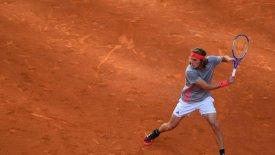 """Τσιτσιπάς: Πρόκριη στους """"16"""" του Italian Open"""