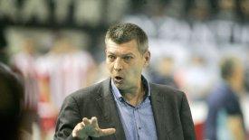 Φιλίποφ: «Δίκαια ο Ολυμπιακός, πιστεύουμε στην ανατροπή»
