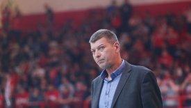Φιλίποφ: «Στα 16 λάθη των δύο πρώτων σετ κρίθηκε ο αγώνας»