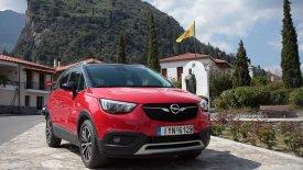 60 ημέρες συμβίωσης με το Opel Crossland X