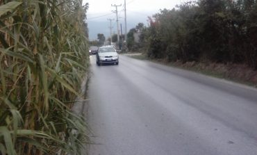 Καταγγελία συνδημότη μας για την οδό Καλυφτάκη