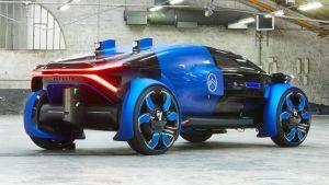 Citroen 19_19 Concept: Παράθυρο στο μέλλον των ηλεκτρικών αυτοκινήτων