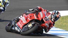 MotoGP: Η σειρά της Ducati για 1-2 στο FP2 της Χερέθ!