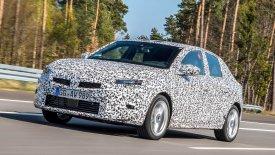 Tα τελευταία «βασανιστήρια» του νέου Opel Corsa (pics)