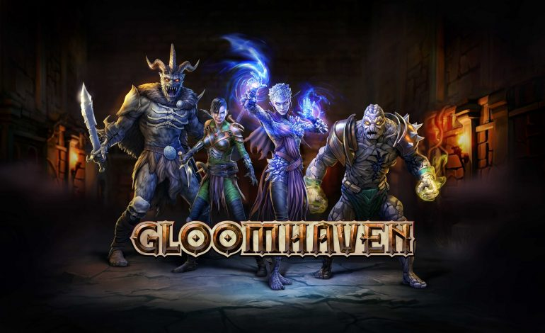 To Gloomhaven σύντομα σε Early Access