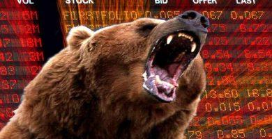 Πέμπτη πτωτική εβδομάδα για τον Dow Jones