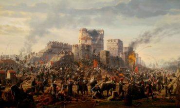 Σαν σήμερα 29 Μαΐου 1453 η Πόλις Εάλω…Γράφει ο Κωνσταντίνος Λινάρδος