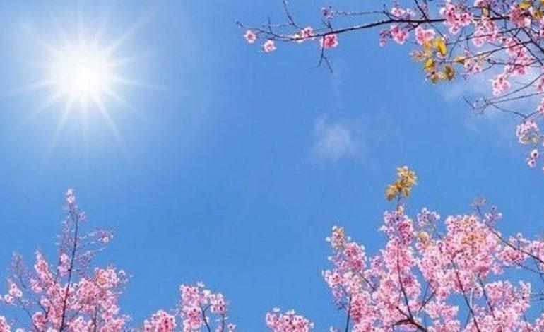 Ο καιρός σήμερα 18 Μαΐου