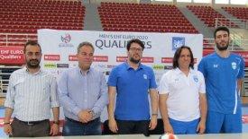 Ελλάδα – Ισλανδία: Την Τετάρτη (20:00) στην Κοζάνη ο αγώνας για το Euro 2020