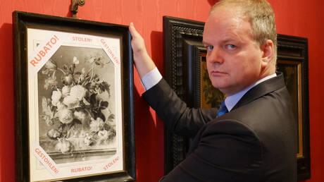 Επιστρέφει στη Φλωρεντία έργο που είχε κλαπεί από τους Ναζί (pic&vid)