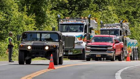 ΗΠΑ: Τραγωδία στη φημισμένη στρατιωτική σχολή του Γουέστ Πόιντ – Όχημα παρέσυρε σπουδαστές (vids&pics)