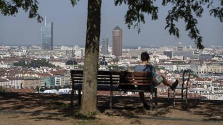 Θερμοκρασία – ρεκόρ στη Γαλλία: 45,1 βαθμούς Κελσίου έδειξε το θερμόμετρο