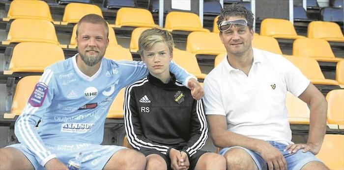 Καλωσορίστε τους Sundgren: Μια οικογένεια που ξέρει από μπάλα (pics)