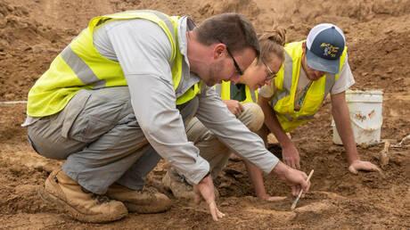 Κολοράντο: Οικοδόμοι ξέθαψαν δεινόσαυρο 68 εκατομμυρίων ετών (vid)