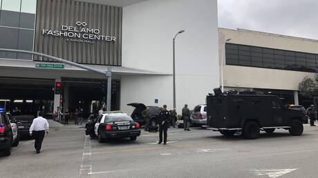 Λος Άντζελες: Πυροβολισμοί σε εμπορικό κέντρο στο Τόρανς με ένα τραυματία
