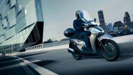 Με νέα μειωμένη τιμή 5.430€ το Honda SH300i