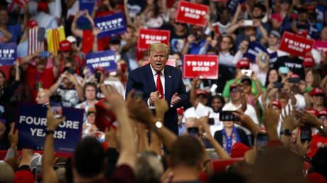 Ντόναλντ Τραμπ: «Αρχίζω επίσημα την εκστρατεία μου για μία δεύτερη θητεία»