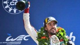 Ξανά νικητής ο Αλόνσο στις 24 ώρες του Le Mans