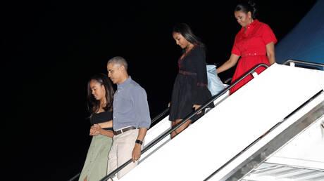 Οικογενειακές διακοπές για τους Ομπάμα στη νότια Γαλλία