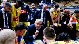 Πεδουλάκης: «Πολλά λάθη, δίκαιη η νίκη της ΑΕΚ»
