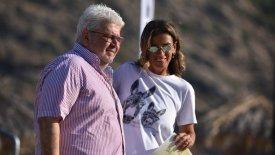 Πετρίδου: «Το Beach Volley χρειάζεται έδρα στην Ελλάδα»