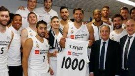 Ρεάλ Μαδρίτης: Ο Ρέγιες «τρέχει» με/.. 1.000 (pic)