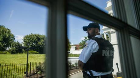 Συναγερμός στο Λευκό Οίκο λόγω «ύποπτου πακέτου»
