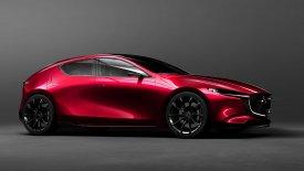 Το 2020 θα δούμε το ηλεκτρικό της Mazda