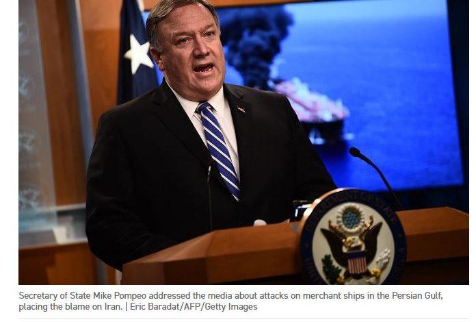 Τραμπ: Επιστρατεύει νόμο κατά της τρομοκρατίας για επέμβαση στο Ιράν