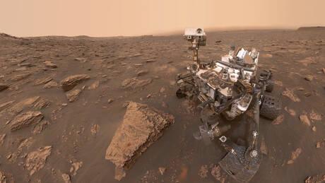 Φωτογραφία του Curiosity της NASA από τον Άρη πυροδότησε νέα σεναριολογία για εξωγήινους (pic)