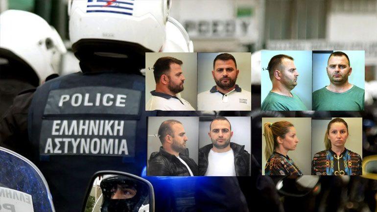 Αυτή είναι η συμμορία που έκλεβε ποδοσφαιριστές στα Νότια Προάστια