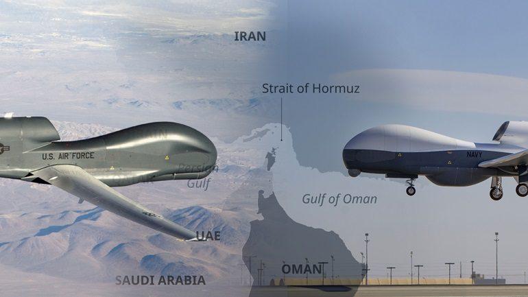 Σε εξέλιξη υβριδικός πόλεμος στα στενά του Ορμούζ