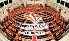 Κόμμα Εξουσίας, το Κόμμα μου... Γράφει ο Γιώργος Γλέζος