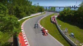 Formula 1: Τα highlights από το επεισοδιακό Γκραν Πρι του Καναδά! (vid)