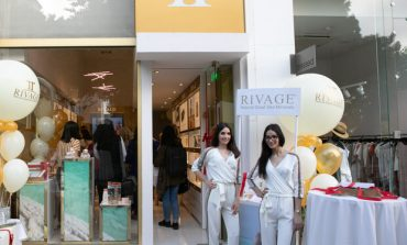 New love in town! Το πρώτο κατάστημα Rivage άνοιξε στην Κηφισιά.