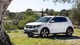 Volkswagen T-Cross, ένα SUV με κατανάλωση… μοτοσικλέτας!