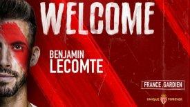 Ανακοίνωσε Λεκόμτ η Μονακό