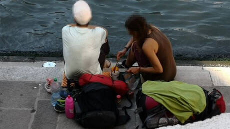 Απίστευτο πρόστιμο σε τουρίστες στην Βενετία (vid)
