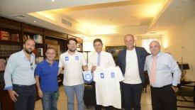 Αυγενάκης προς ΟΧΕ: «Εθνική υπόθεση το Παγκόσμιο Πρωτάθλημα Εφήβων»