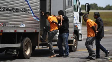 Βραζιλία: Τέσσερις κρατούμενοι πέθαναν από ασφυξία κατά τη μεταφορά τους σε άλλη φυλακή